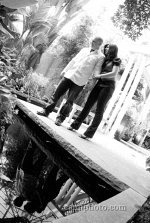 Engagement Photography - Kallie and Kenny's Daniel Stowe Botanical Gardens Engagement Session